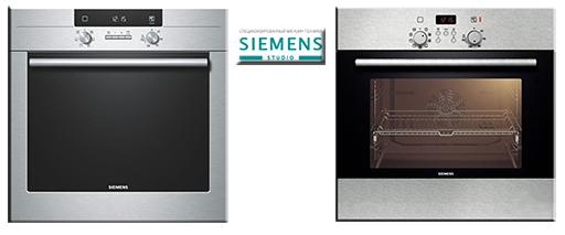 духовые шкафы Siemens