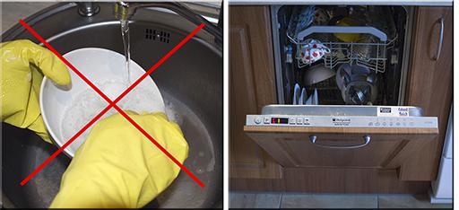 кто должен мыть посуду