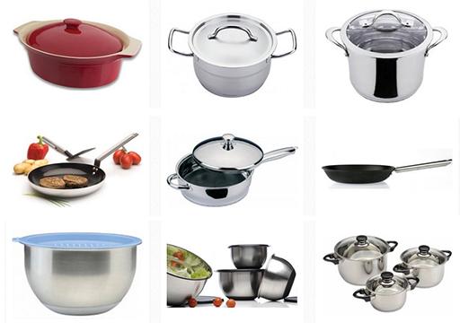 Кухонная посуда BergHOFF
