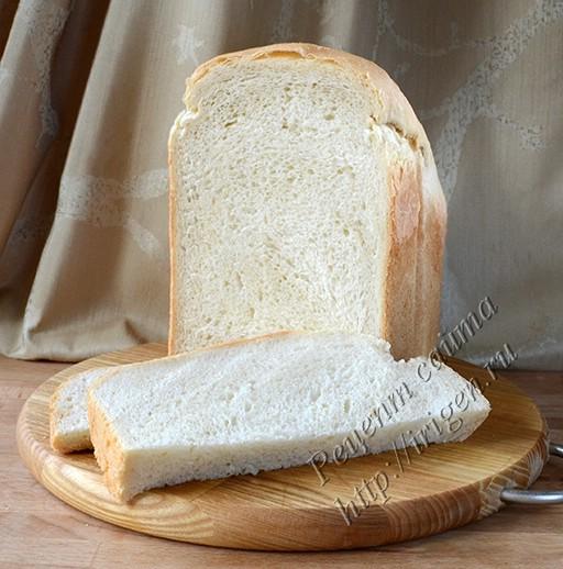 хлеб с манкой или семолиной в хлебопечке