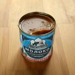 Молоко сгущенное Вологодские молочные продукты после варки