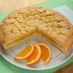 пирог с апельсиновой начинкой