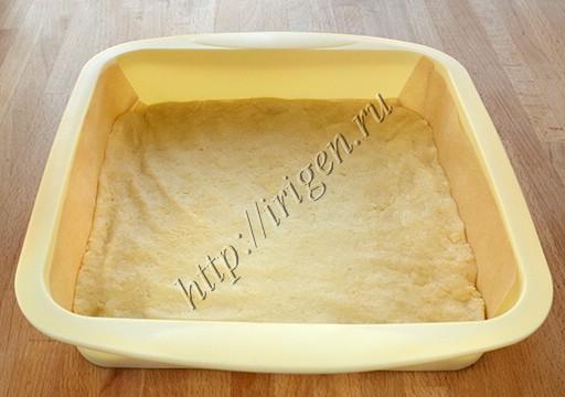 корж для пирога