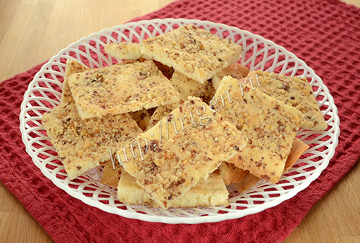печенье на белках легкое
