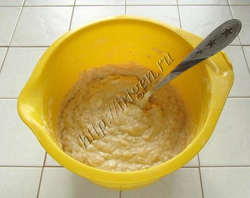 тесто для оладий