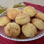 печенье творожно-яблочное