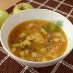 суп гороховый ева