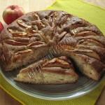 яблочно-медовый пирог мечта
