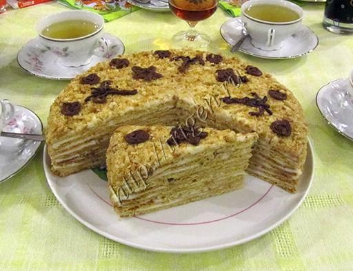 торт мамуся