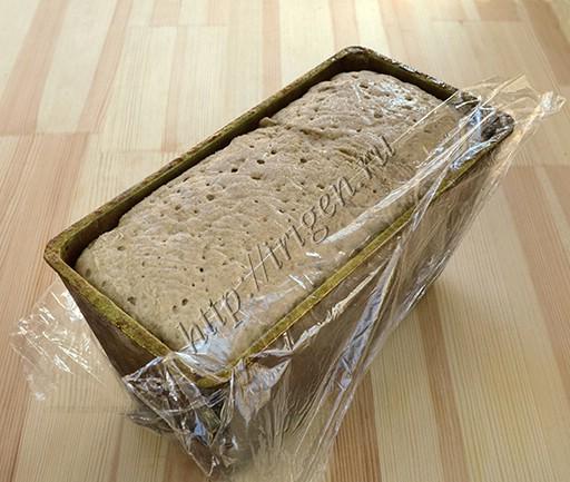подошедший хлеб