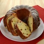 кекс с творожным сыром