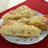 лепешка с сыром