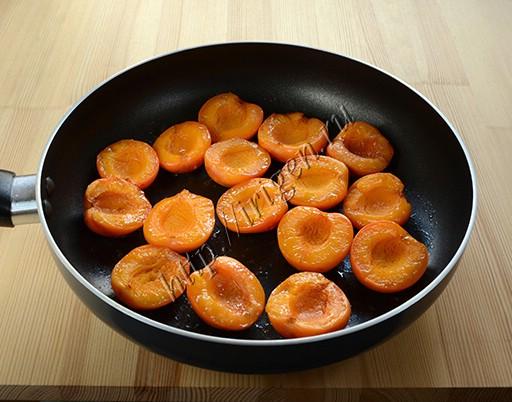подготовка абрикосов