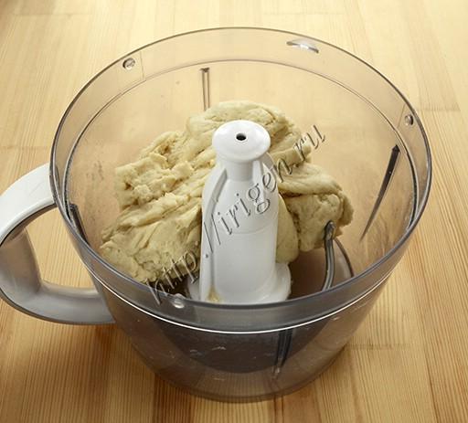 тесто для кексиков