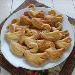 творожное печенье Гуси- лебеди