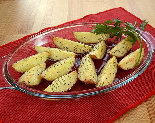 картофель для гарнира