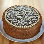 торт рондель