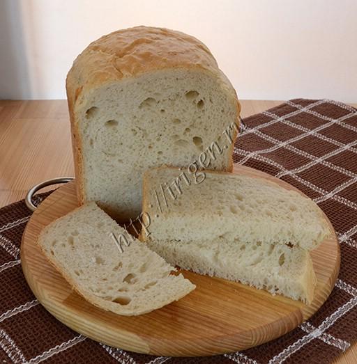 хлеб с ячневой кашей в хлебопечке