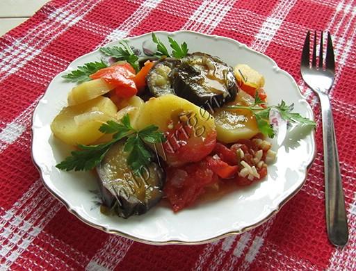 овощи по-армянски