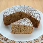 чайный пирог в мультиварке