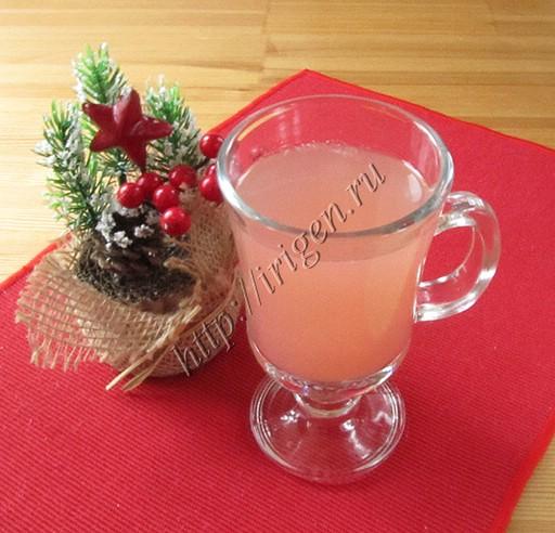 напиток грейпфрутовый