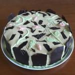 торт сюрприз из рулетиков
