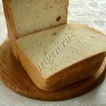 хлеб с творожным сыром в хлебопечке