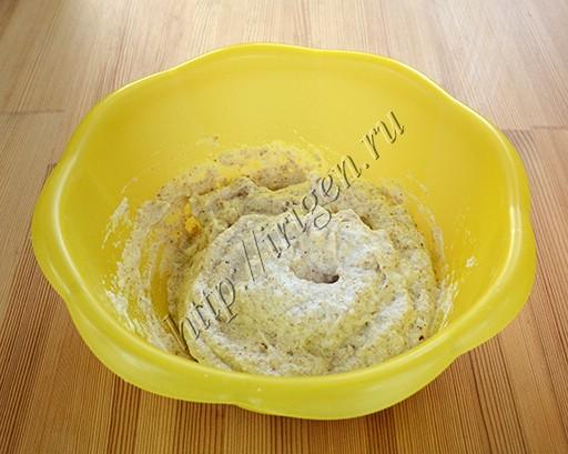тесто для белкового печенья