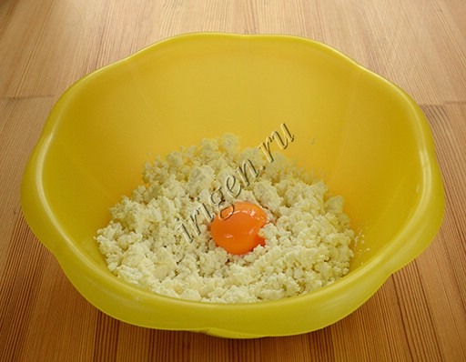 приготовление сырников с творожным сыром