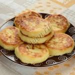 сырники с творожным сыром-2