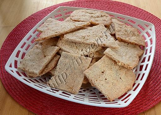 печенье миндальное амаретти