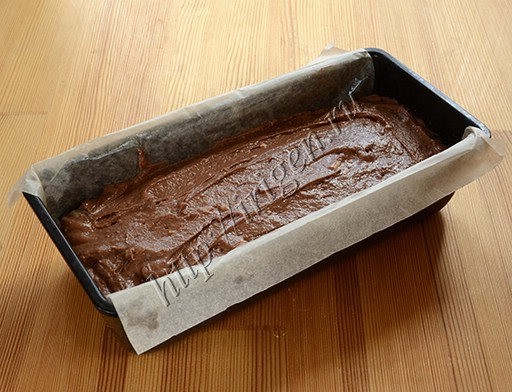 приготовление кекса универсального шоколадного