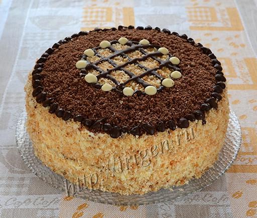 торт бисквитный тирамису