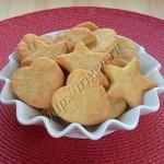 печенье творожное детское