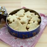 печенье галетное на сыворотке