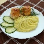 тефтели рыбные с творожным сыром