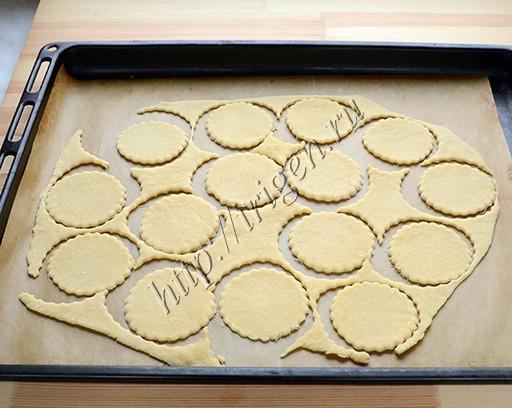 приготовление галетного печенья
