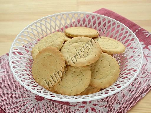 печенье галетное