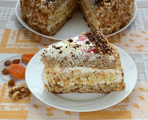 торт генеральша