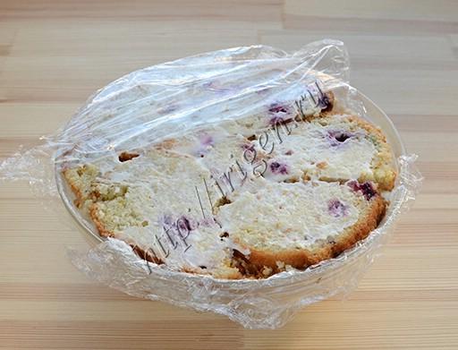 приготовление торта из кекса