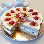 клубничный торт ласковый май