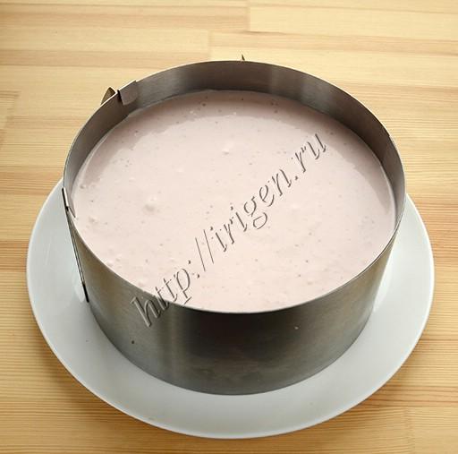 приготовление чизкейка без выпечки