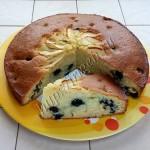Универсальный пирог с ягодами