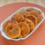 морковные сырники
