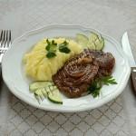 говядина со сливочным маслом в мультиварке