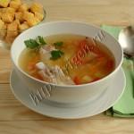 суп гороховый со сладким перцем