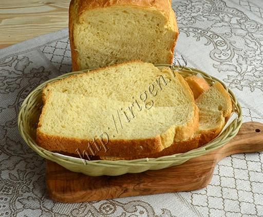 хлеб с тыквенной кашей в хлебопечке