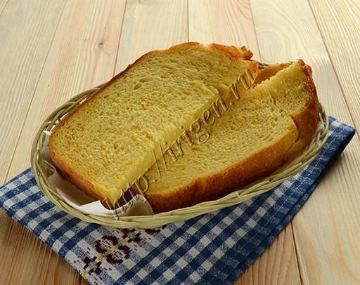 хлеб тыквенный в хлебопечке