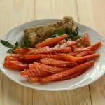 гарнир из моркови