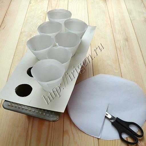 формы для пирожных